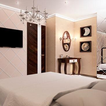 Дизайн интерьера спальни — дизайн-проекты cпален.