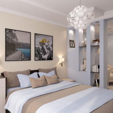 Дизайн спальни фото.