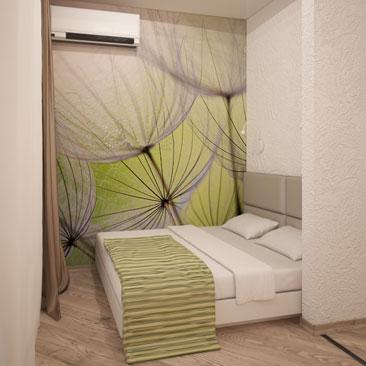 Идеи для декора и дизайна спальни.