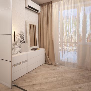 Идеи ремонта спальни в квартире - 1000 идей дизайна.
