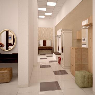 создание дизайн проекта магазина