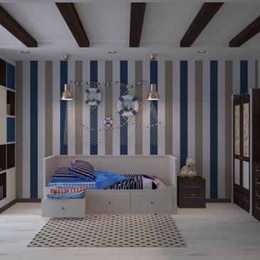дизайн помещений интерьеров москва