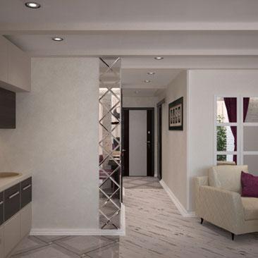 Закажите дизайн интерьера квартиры для Москвы и МО.