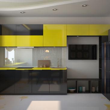 дизайн проект интерьера квартиры в москве
