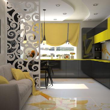 недорогой дизайн интерьера москва