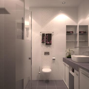 Дизайн ванной/санузла — проекты интерьеров на poisk-ir.ru