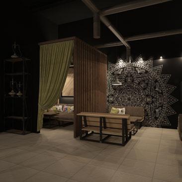 Дизайн интерьеров клубов в Москве