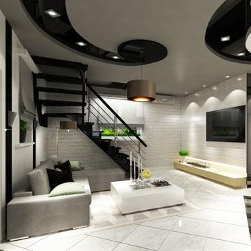 Дизайн интерьера дома Москва