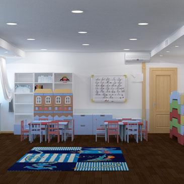 Идеи оформления групп в детском саду - фото.