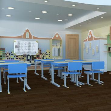 Дизайн современного детского сада фото.