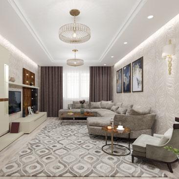 Дизайн гостиной. Фото интерьеров.