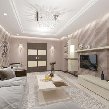 Дизайн оформление гостиной в квартире.