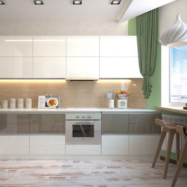 Дизайн интерьера квартир Москва