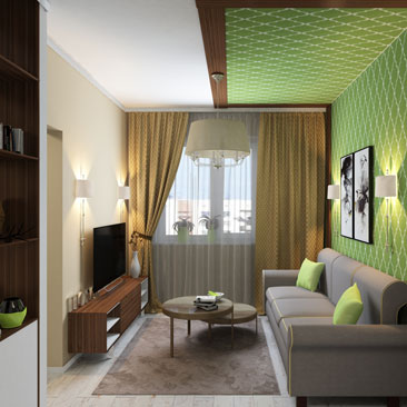 Элитный дизайн интерьеров квартир и коттеджей.