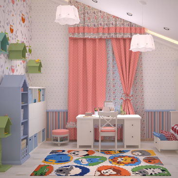 Дизайн интерьера дорогих домов и квартир - Москва, Воронеж.