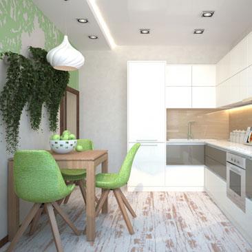 Квартира, дизайн, интерьер в Воронеже, услуги дизайнеров.
