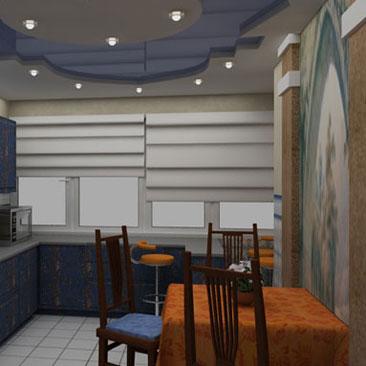 Дизайн интерьера - фото проектов квартир и домов.