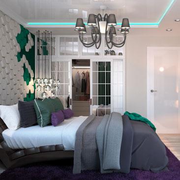 Дизайн интерьера коттеджей, квартир - врн, мск, спб.