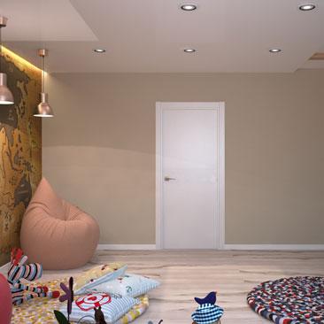 Профессиональные интерьеры детских комнат - портфолио.