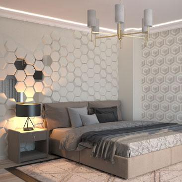 Красивые спальни - фотогалерея.