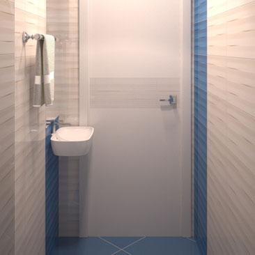 Стильные санузлы в квартирах и домах - дизайн, интерьеры.