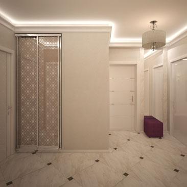 Красивые прихожие, коридоры и холлы - портфолио дизайнеров.