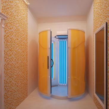 Новые интерьеры салонов красоты