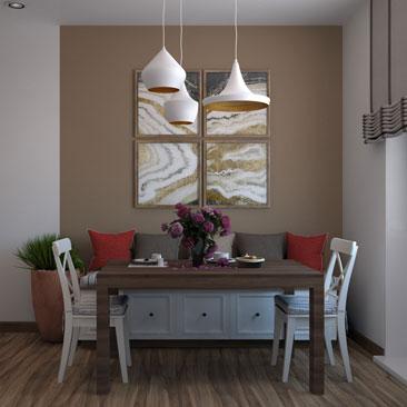 Новые дизайн-проекты домов и квартир