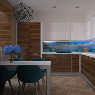 Новые дизайн-проекты квартир и коттеджей