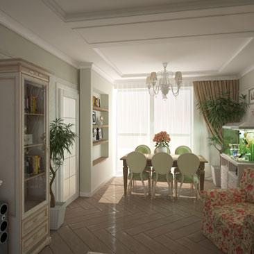 Студия дизайна интерьера Москва