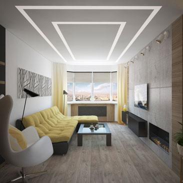 Дизайн гостиной 2017. Фото современных идей интерьера.
