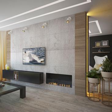 Дизайн гостиной 2017 года фото