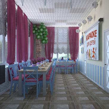 Комната для детских дней рождений дизайн Дизайн детской комнаты для мальчика дошкольника
