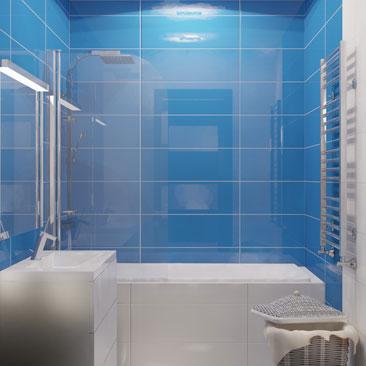 Дизайн ванной комнаты: фото интерьеров (3д).