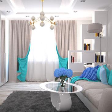 Дизайн интерьера гостиной 2017 года: портфолио новых современных идей.