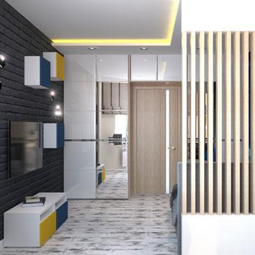 Дизайн-проект комнаты для мальчика подростка - идеи 2017.