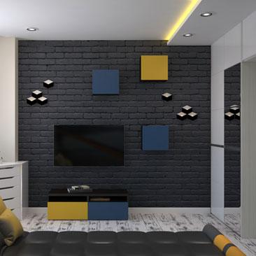 Актуальные идеи для дизайна комнаты подростка в 2017 году.