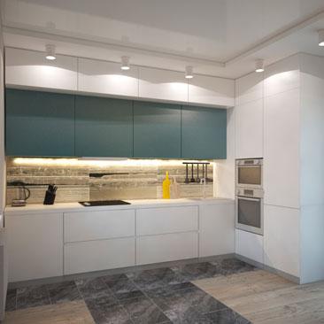 Дизайн кухонь, актуальные и новые идеи.