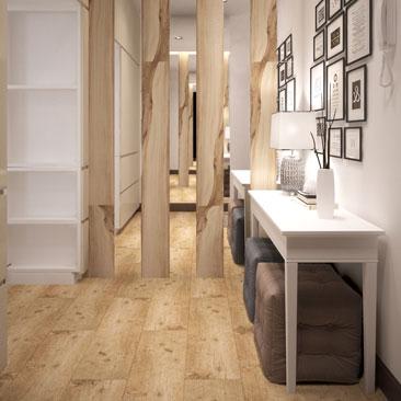 Новые дизайн-проекты прихожих в квартирах 2017.