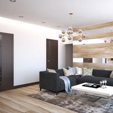 Дизайн интерьера квартиры 2017 фото новинки.