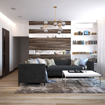 Дизайн квартир - фото.