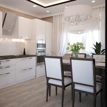 Кухня в современном стиле: идеи для интерьеров.