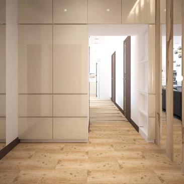 Дизайн интерьера холлов в квартирах - фотогалерея.