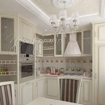 Интерьер кухни - каталог, фото дизайн-проектов.