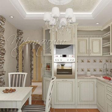 Каталог дизайна интерьеров кухонь и столовых с фото.
