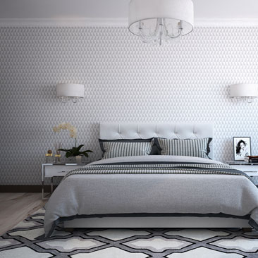 Дизайнерские проекты спальни - проекты интерьеров.