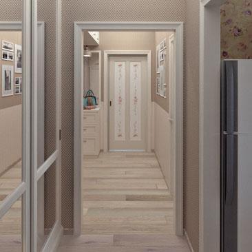 Дизайн холла: оформление интерьера в квартире...