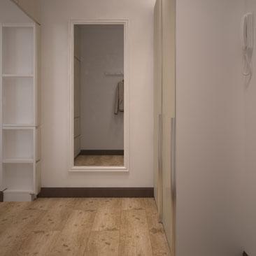 Дизайн прихожей. Квартира.