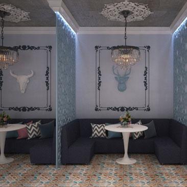 Дизайн гостиной, совмещенной с кухней 30 фото интерьеров
