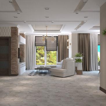 Интерьер, гостиный дизайн.